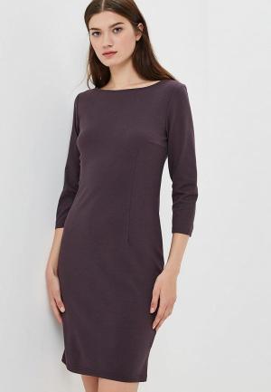 Платье AlexandraKazakova 1514КФ. Цвет: коричневый