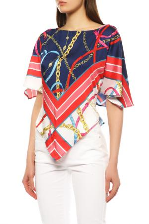 Блуза Pinko. Цвет: цветной, блуза