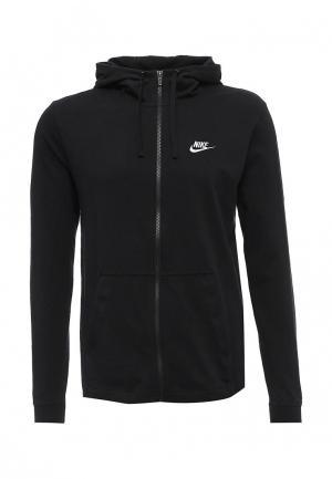 Толстовка Nike Mens Sportswear Hoodie. Цвет: черный