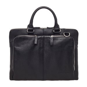 Деловая сумка Brook Black для ноутбука