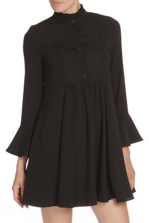 Платье Libellulas. Цвет: черный