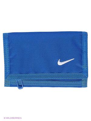 Кошелёк Nike. Цвет: синий
