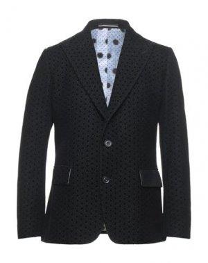 Пиджак MAESTRAMI. Цвет: черный