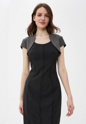Болеро Yuna Style. Цвет: черный