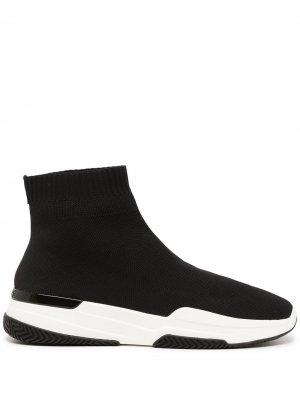 Кроссовки Sock Runner 247 Mallet. Цвет: черный