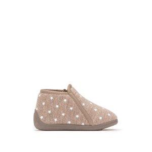 Ботинки La Redoute. Цвет: каштановый