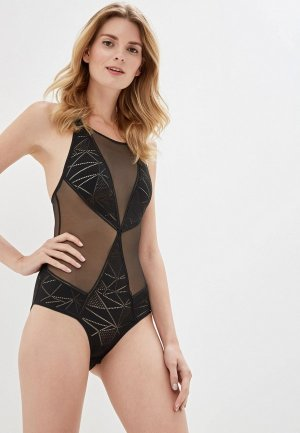 Боди Calvin Klein Underwear. Цвет: черный