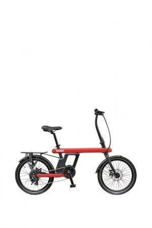 Э Bear Bike. Цвет: красный