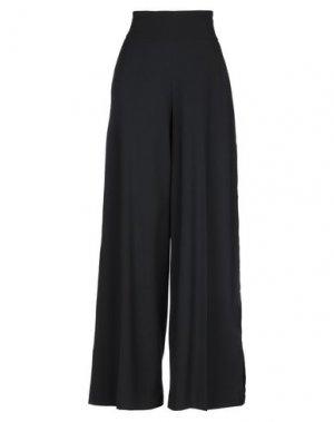 Повседневные брюки ALESSANDRO LEGORA. Цвет: черный