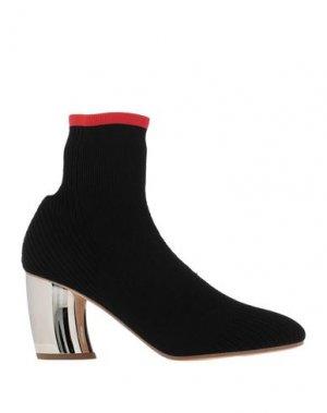 Полусапоги и высокие ботинки PROENZA SCHOULER. Цвет: черный