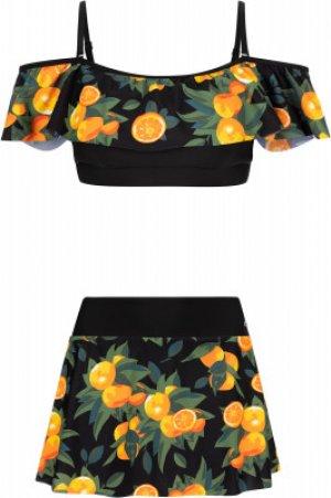 Танкини женское , размер 44 Joss. Цвет: оранжевый