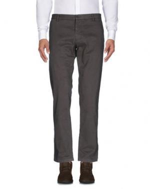 Повседневные брюки BASIC. Цвет: хаки
