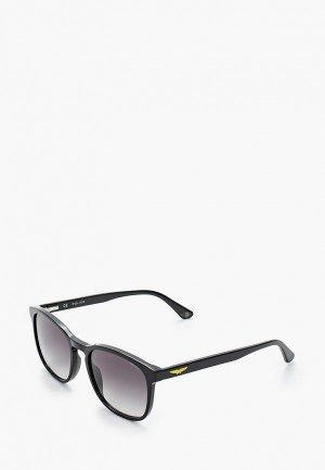 Очки солнцезащитные Police 997-700. Цвет: черный