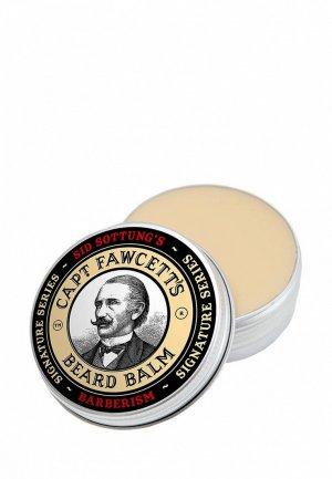 Бальзам для бороды Captain Fawcett. Цвет: бежевый