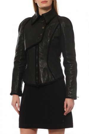 Куртка Gaetano Navarra. Цвет: черный