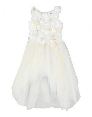 Платье LADIA. Цвет: слоновая кость
