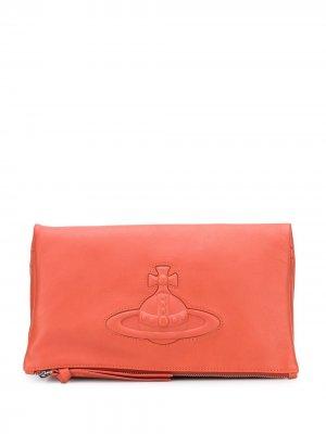 Клатч Chelsea Vivienne Westwood. Цвет: f401 orange