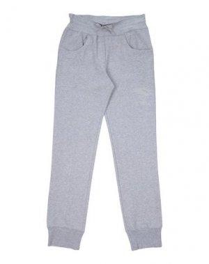 Повседневные брюки BRUMS. Цвет: серый