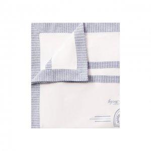 Хлопковое одеяло Aletta. Цвет: белый