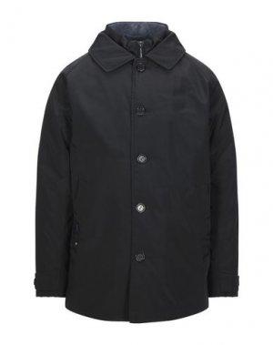 Куртка HENRI LLOYD. Цвет: черный