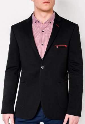 Пиджак Ombre. Цвет: черный