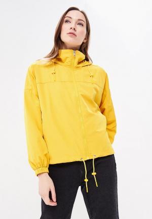 Ветровка Calvin Klein Jeans CA939EWBCAX0. Цвет: желтый