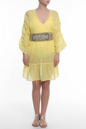 Платье Emamo. Цвет: none