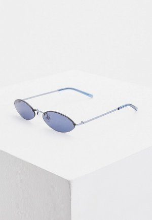 Очки солнцезащитные Marc Jacobs 405/S PJP. Цвет: синий