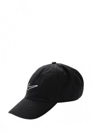Бейсболка Nike UNISEX SPORTSWEAR ESSENTIALS HERITAGE86 CAP. Цвет: черный