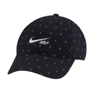 Бейсболка для гольфа с эффектом выцветания Heritage86 - Черный Nike