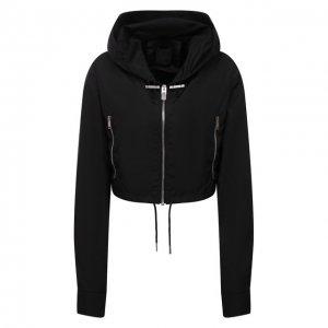 Ветровка Givenchy. Цвет: чёрный
