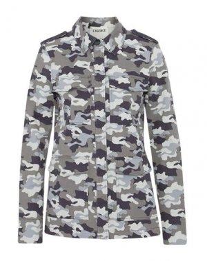 Пиджак L'AGENCE. Цвет: серый