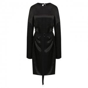 Платье Ann Demeulemeester. Цвет: чёрный