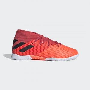 Футбольные бутсы (футзалки) Nemeziz 19.3 IN Performance adidas. Цвет: красный