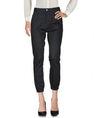 Повседневные брюки ALTAMONT. Цвет: черный