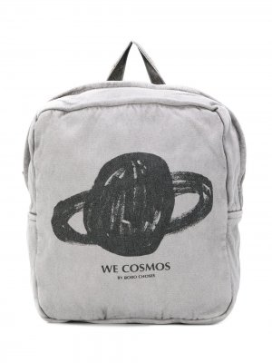 Рюкзак We Cosmos Bobo Choses. Цвет: серый