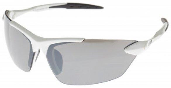 Солнцезащитные очки 203 Uvex. Цвет: белый