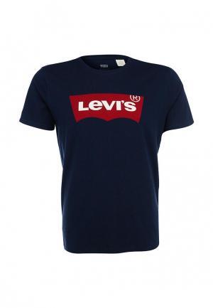 Футболка Levis® Levi's®. Цвет: синий