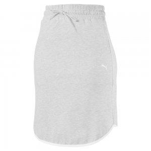 Юбка Summer Skirt PUMA. Цвет: серый