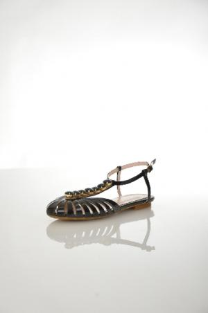 Сандалии Grand Style. Цвет: черный