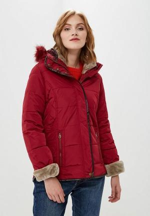Куртка утепленная Regatta Winika. Цвет: розовый