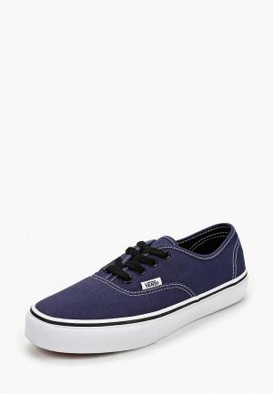 Кеды Vans UY AUTHENTIC. Цвет: синий