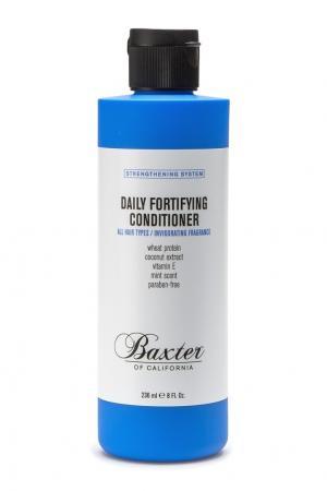 Укрепляющий кондиционер Daily Fortifying, 236 ml Baxter of California. Цвет: без цвета