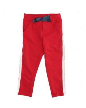 Повседневные брюки NAME IT®. Цвет: красный