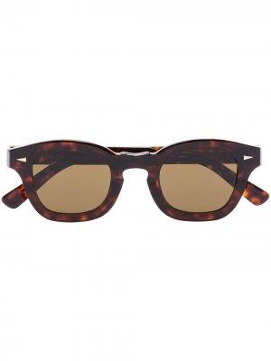 Солнцезащитные очки Le Marais Ahlem. Цвет: коричневый