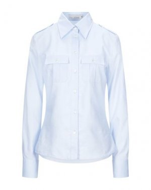 Pубашка PAOLA FRANI. Цвет: небесно-голубой