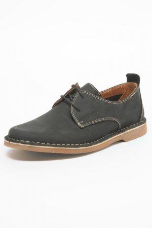 Туфли Friendly. Цвет: черный