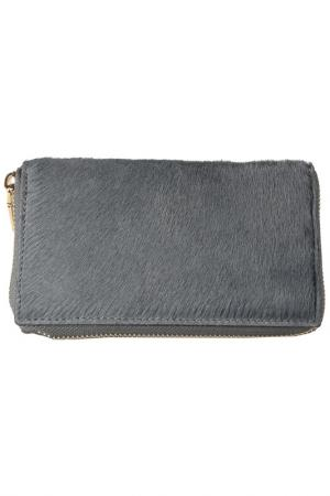Wallet Matilde costa. Цвет: gray