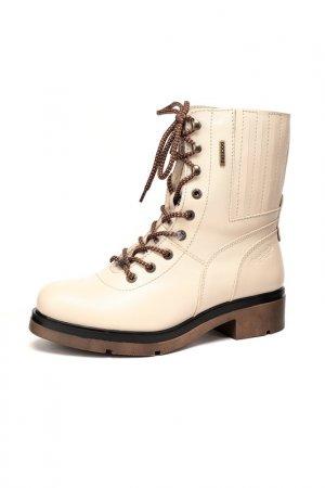 Ботинки Dockers by Gerli. Цвет: белый
