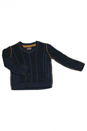 Пуловер E-Bound. Цвет: dark blue